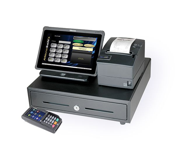 MICROSALE Point-of-Sale   Cutting Edge Systems, Inc