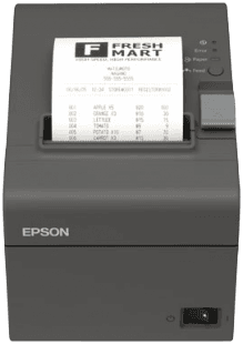 Epson Printer Display System