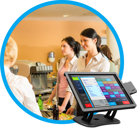 Cafeteria POS option