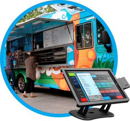 Food Truck POS Option